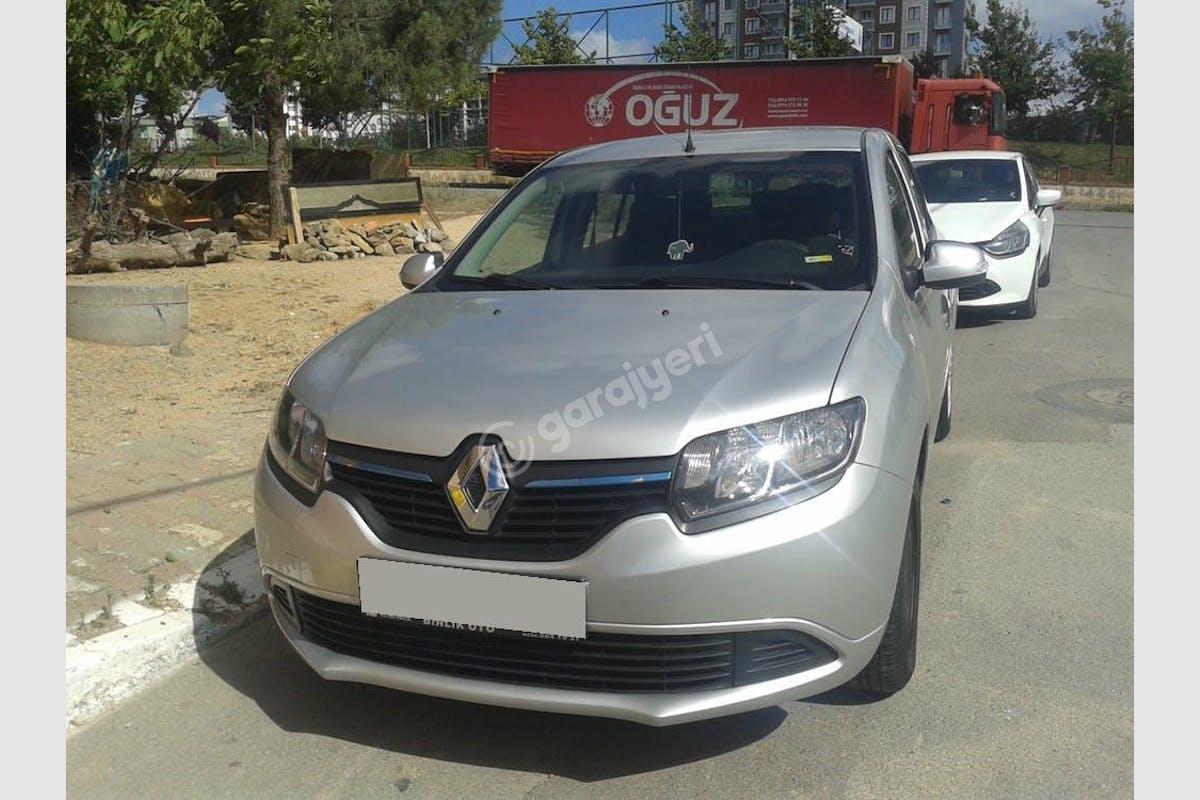 Renault Symbol Pendik Kiralık Araç 2. Fotoğraf