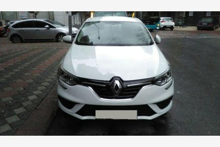Kiralık Renault Megane 2017 , İstanbul Zeytinburnu