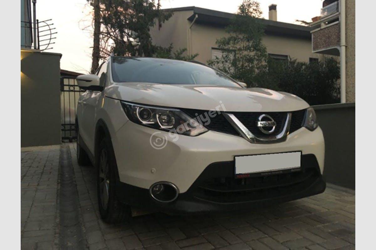 Nissan Qashqai Üsküdar Kiralık Araç 3. Fotoğraf