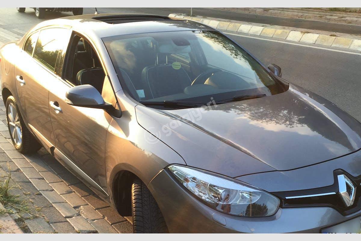 Renault Fluence Üsküdar Kiralık Araç 2. Fotoğraf