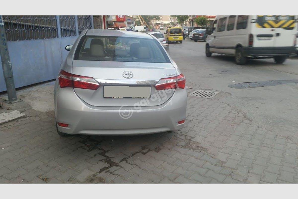 Toyota Corolla Uzunköprü Kiralık Araç 1. Fotoğraf