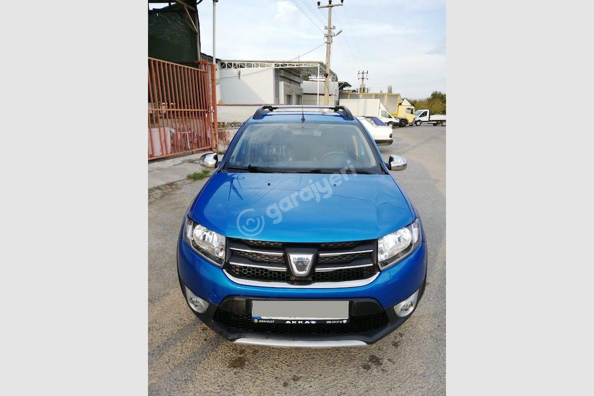 Dacia Sandero Edremit Kiralık Araç 1. Fotoğraf