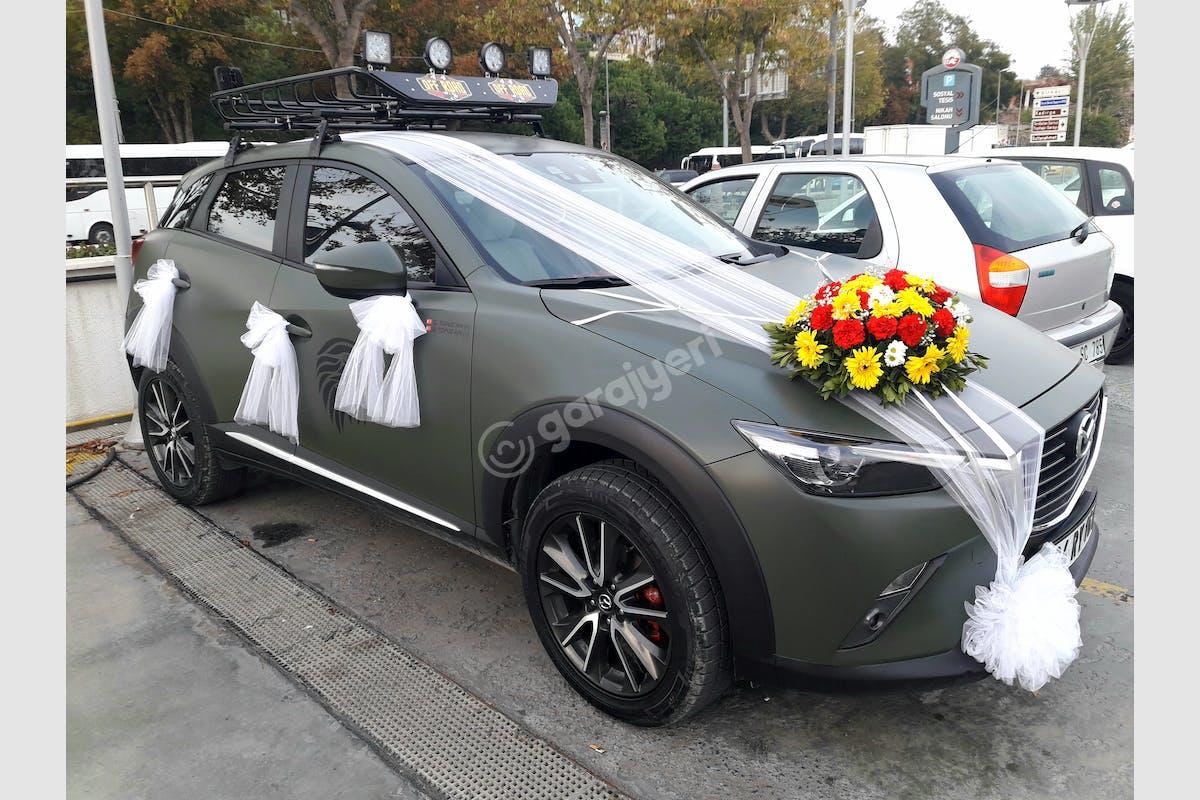 Mazda CX-3 Kartal Kiralık Araç 5. Fotoğraf