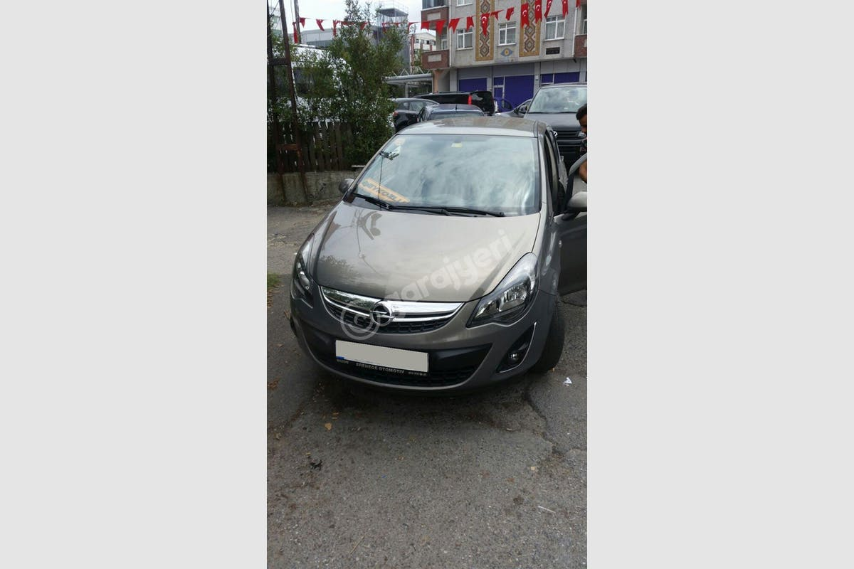 Opel Corsa Çekmeköy Kiralık Araç 2. Fotoğraf