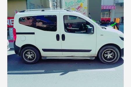 Kiralık Fiat Fiorino , İstanbul Şişli