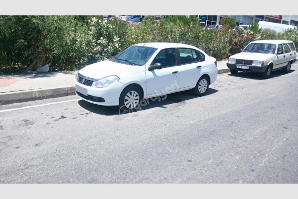 Renault Symbol Bodrum Kiralık Araç 2. Fotoğraf