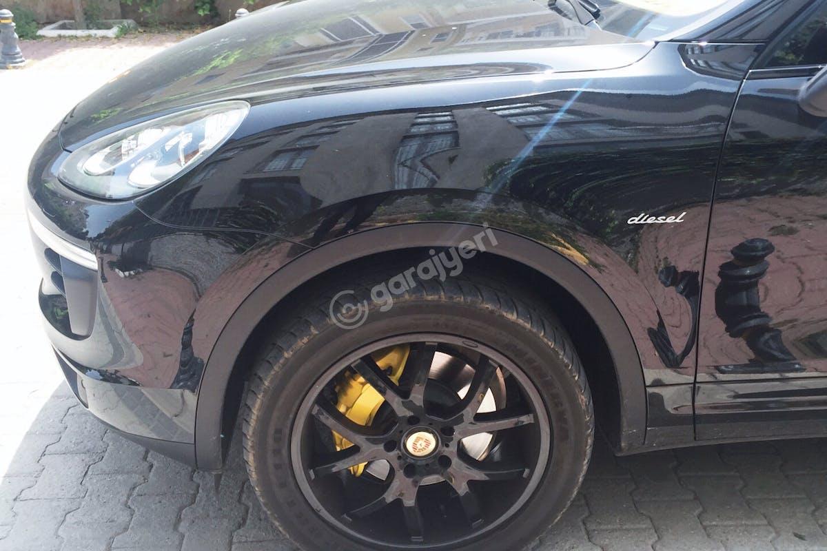 Porsche Cayenne Sarıyer Kiralık Araç 5. Fotoğraf