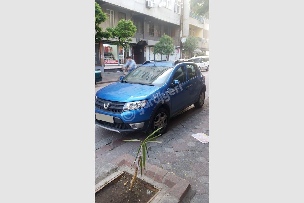 Dacia Sandero Stepway Zeytinburnu Kiralık Araç 4. Fotoğraf