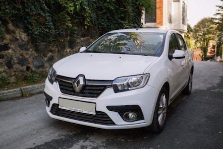 Kiralık Renault Symbol 2017 , İzmir Bornova