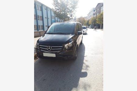 Kiralık Mercedes - Benz Vito 2018 , İstanbul Avcılar
