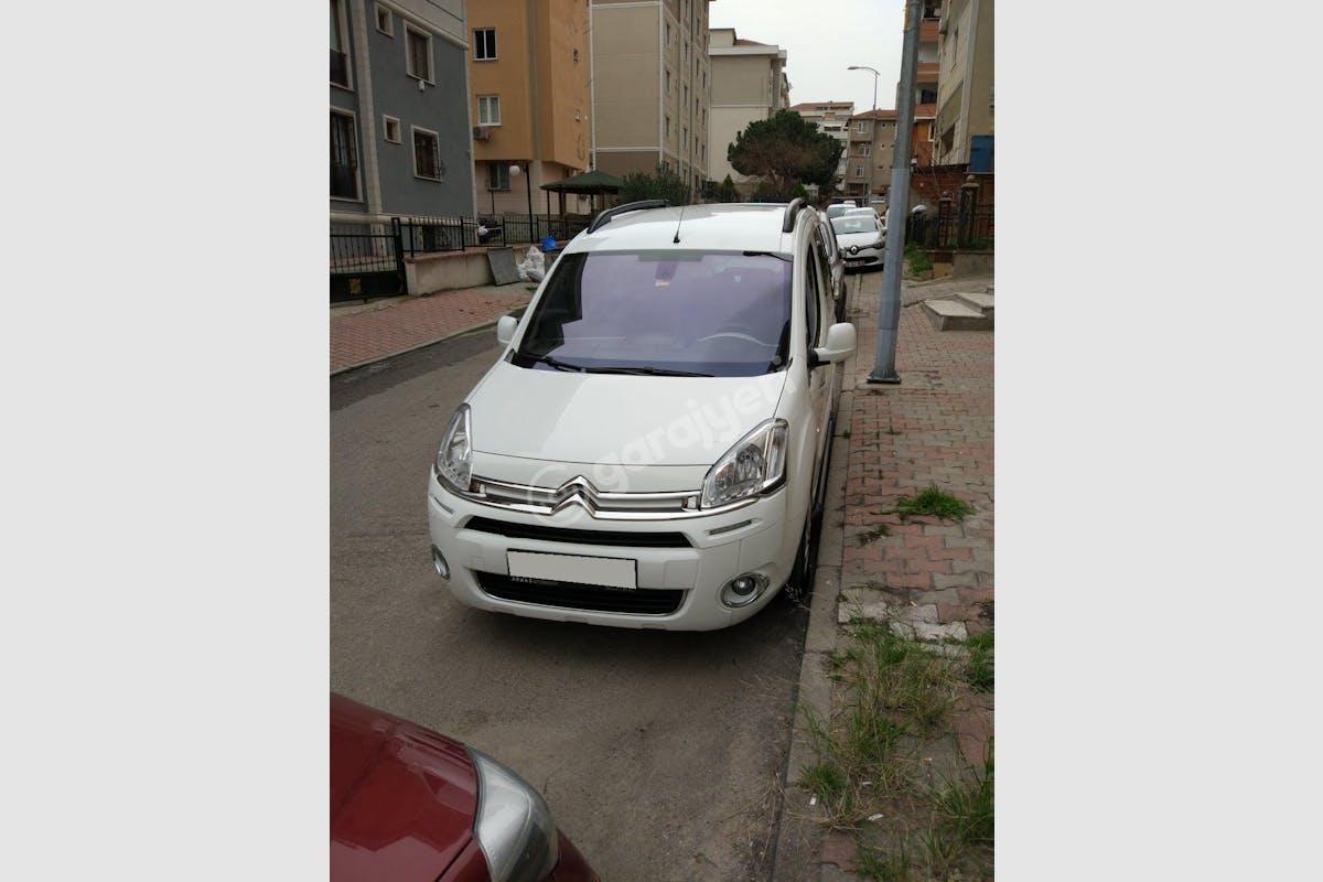 Citroën Berlingo Kartal Kiralık Araç 4. Fotoğraf