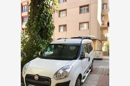 Kiralık Fiat Doblo 2013 , İstanbul Ümraniye