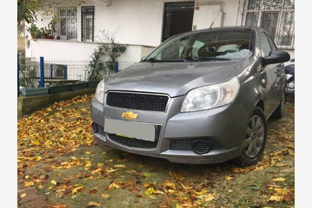 Kiralık Chevrolet Aveo 2010 , İstanbul Kağıthane
