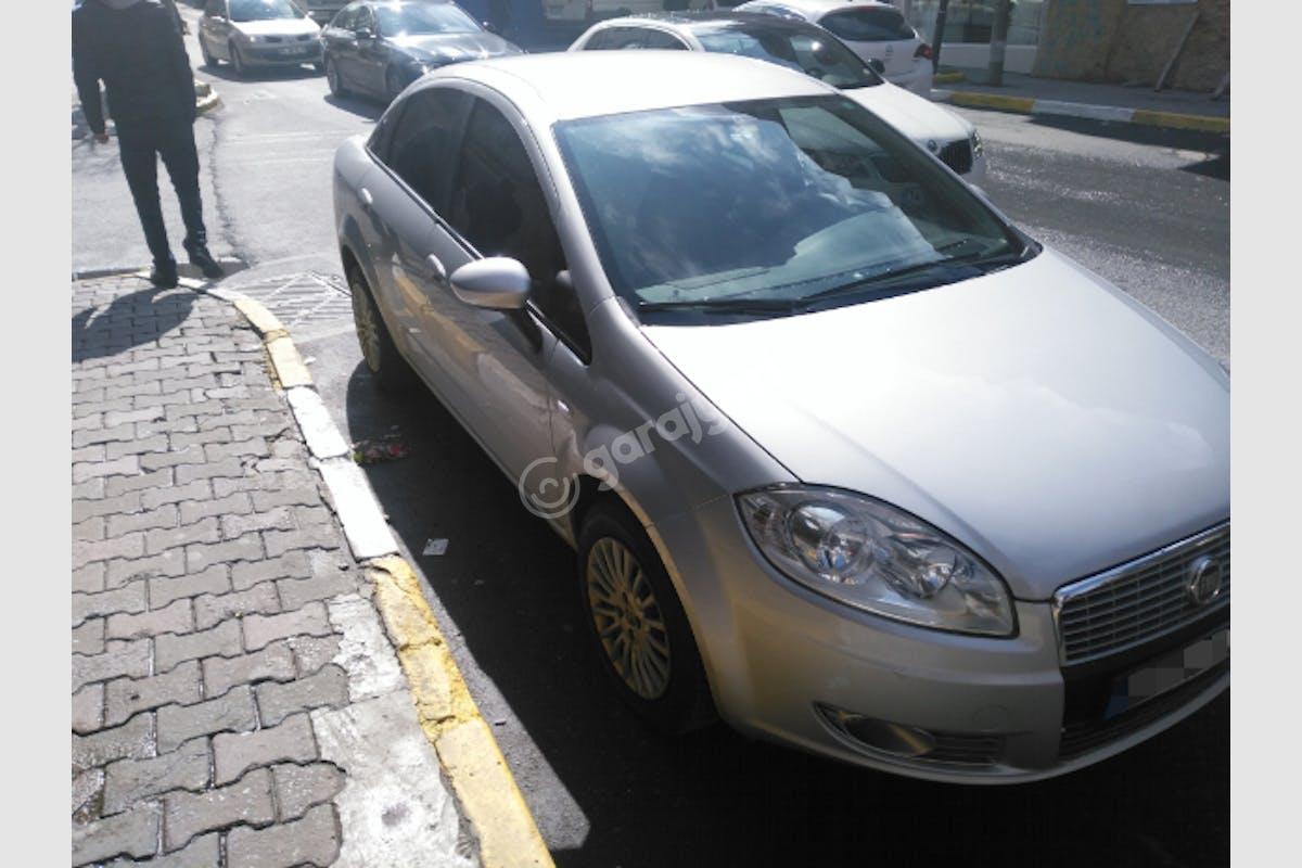 Fiat Linea Gaziosmanpaşa Kiralık Araç 2. Fotoğraf
