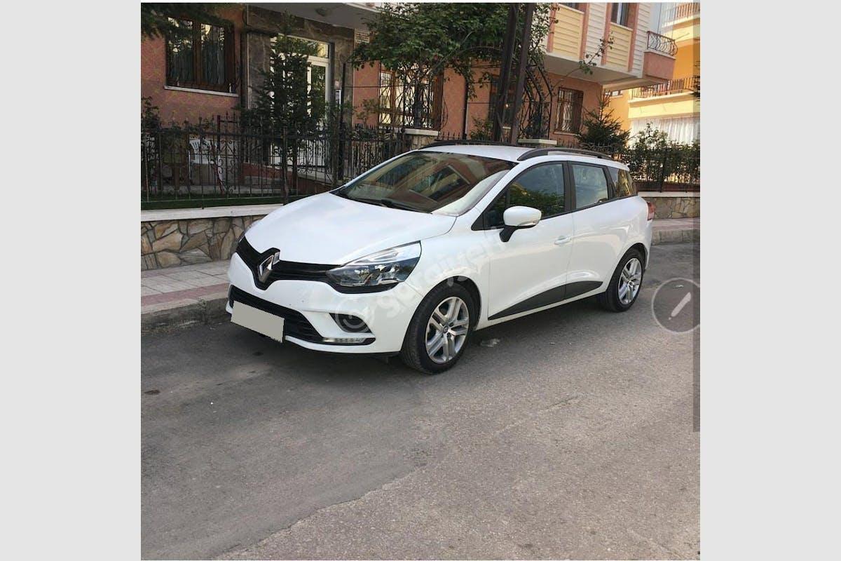 Renault Clio Keçiören Kiralık Araç 1. Fotoğraf