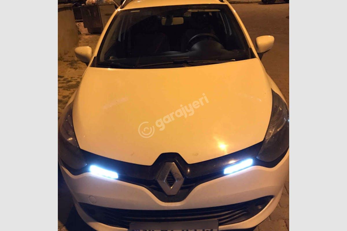 Renault Clio Beylikdüzü Kiralık Araç 8. Fotoğraf
