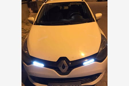 Kiralık Renault Clio , İstanbul Beylikdüzü