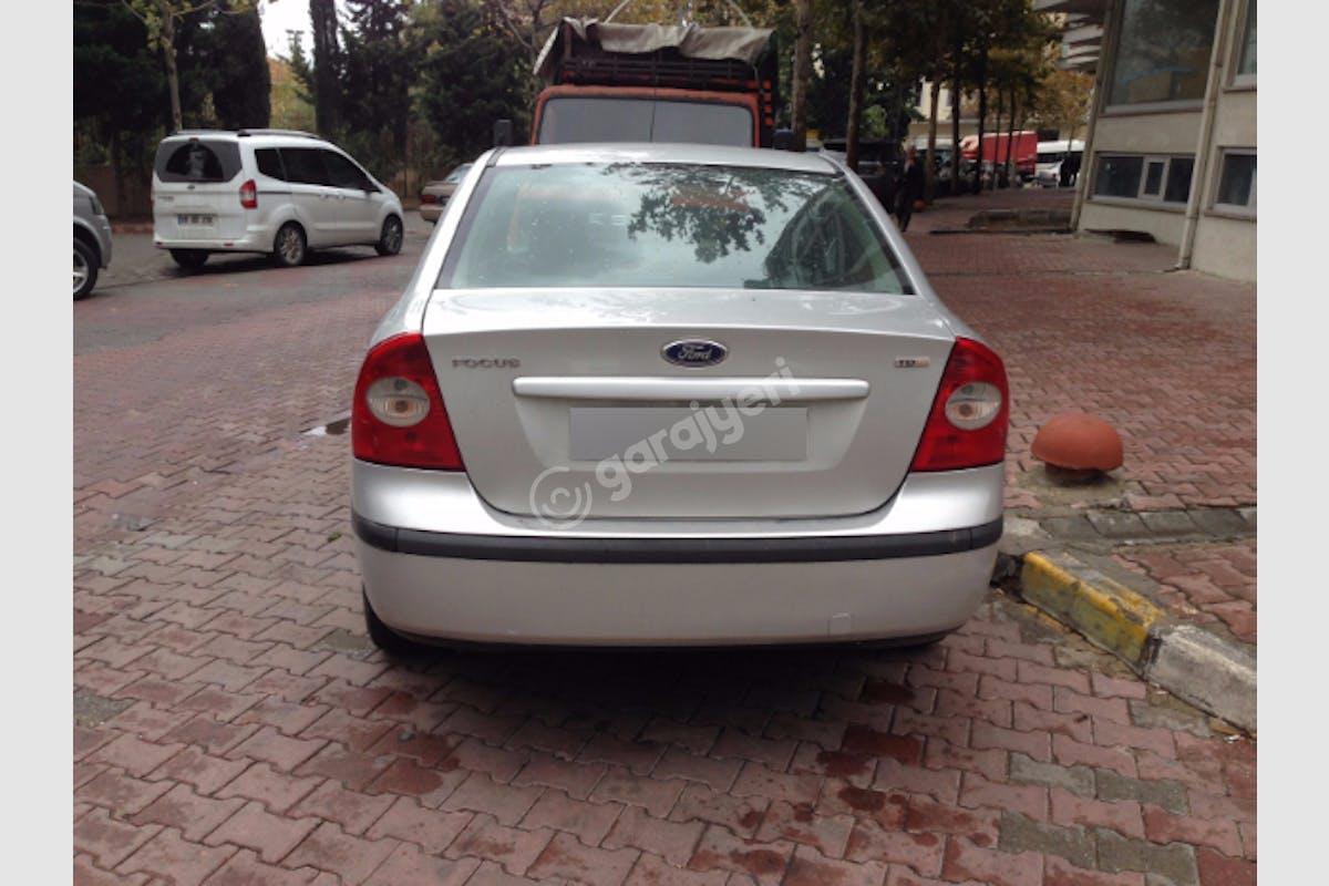Ford Focus Bahçelievler Kiralık Araç 6. Fotoğraf