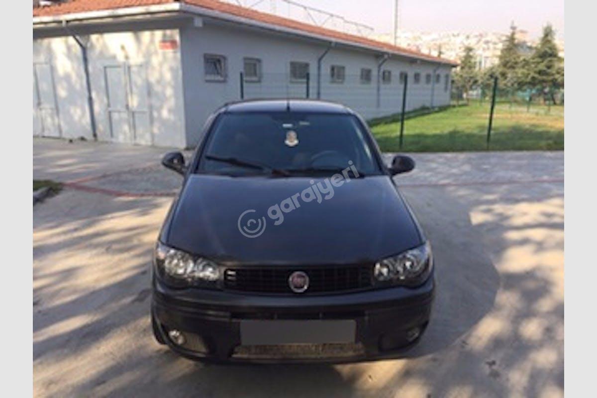 Fiat Albea Beyoğlu Kiralık Araç 1. Fotoğraf
