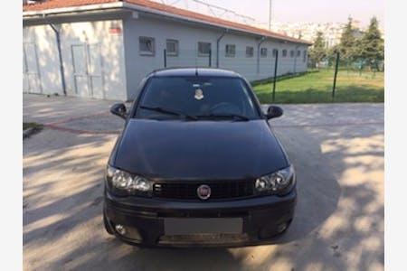 Fiat Albea İstanbul Beyoğlu Kiralık Araç