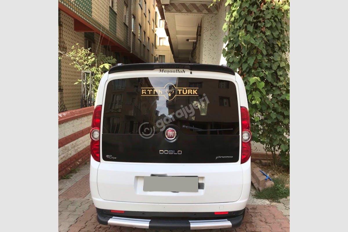 Fiat Doblo Ümraniye Kiralık Araç 6. Fotoğraf