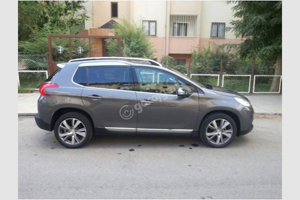 Peugeot 2008 Buca Kiralık Araç 4. Fotoğraf
