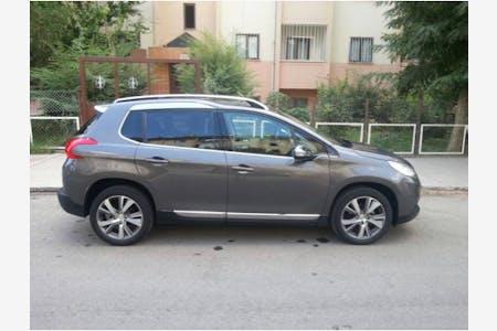 Kiralık Peugeot 2008 2015 , İzmir Buca