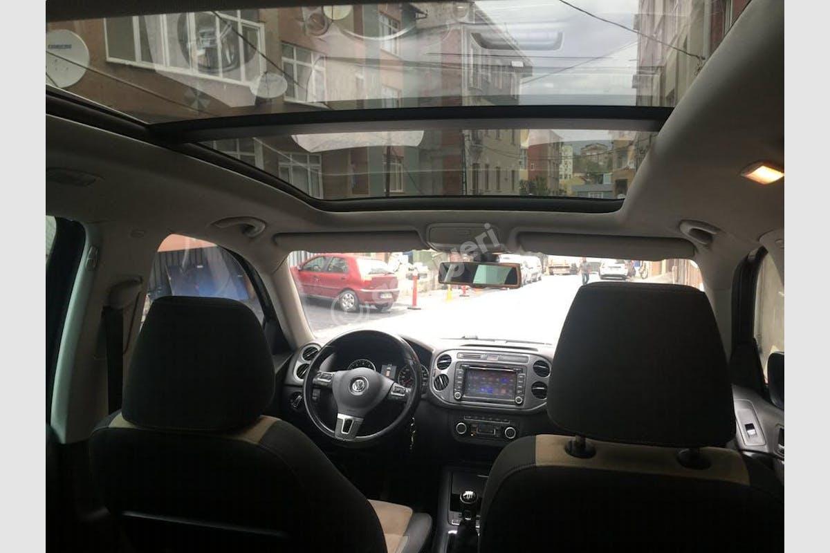 Volkswagen Tiguan Kağıthane Kiralık Araç 5. Fotoğraf