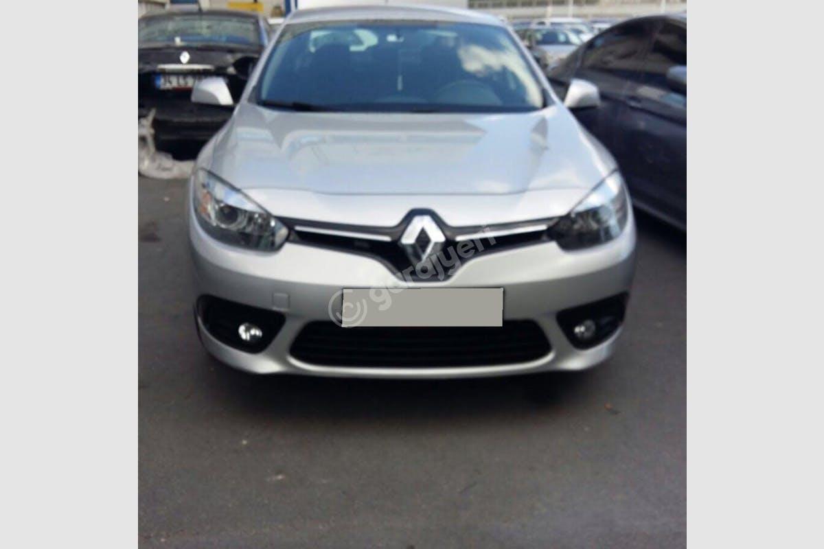 Renault Fluence Gaziosmanpaşa Kiralık Araç 1. Fotoğraf
