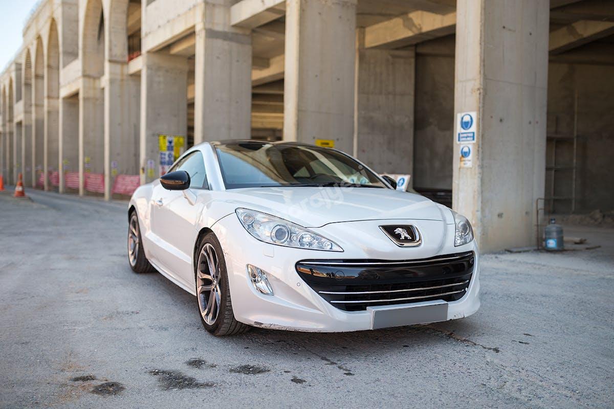 Peugeot RCZ Üsküdar Kiralık Araç 1. Fotoğraf