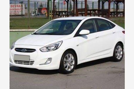 Kiralık Hyundai Accent Blue 2014 , Muğla Bodrum