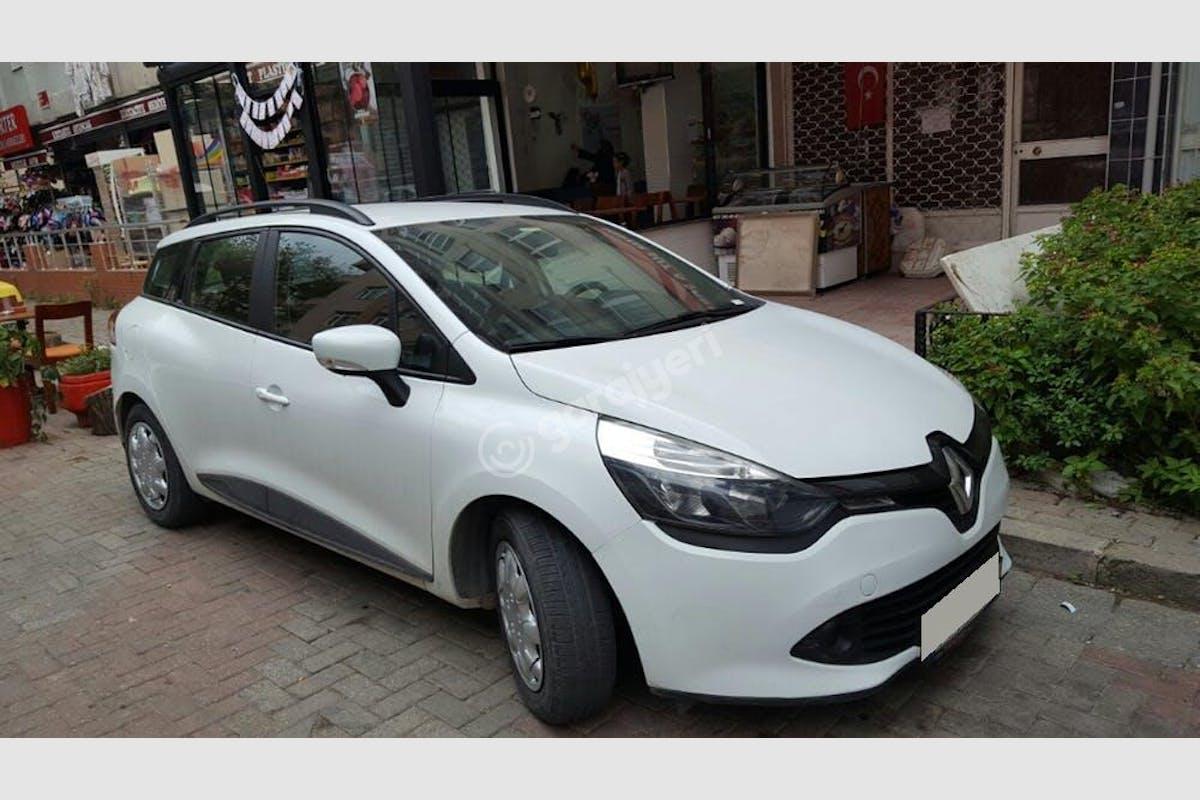 Renault Clio Zeytinburnu Kiralık Araç 3. Fotoğraf