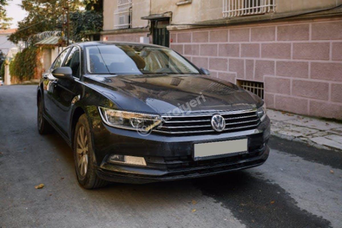 Volkswagen Passat Zeytinburnu Kiralık Araç 3. Fotoğraf