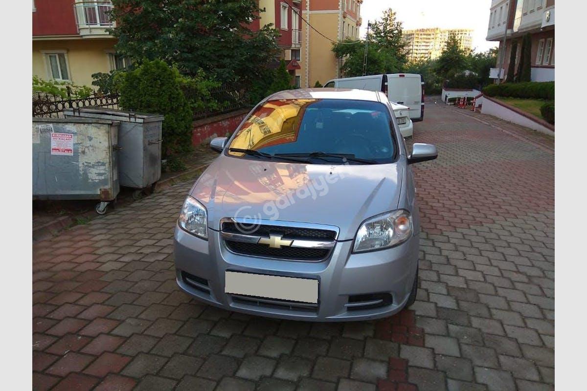 Chevrolet Aveo Ataşehir Kiralık Araç 1. Fotoğraf