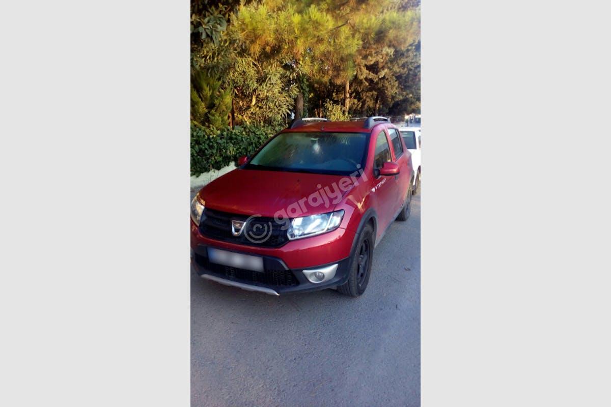 Dacia Sandero Stepway Kartal Kiralık Araç 3. Fotoğraf