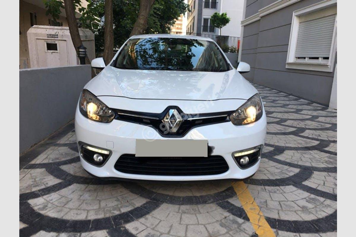 Renault Fluence Kadıköy Kiralık Araç 2. Fotoğraf