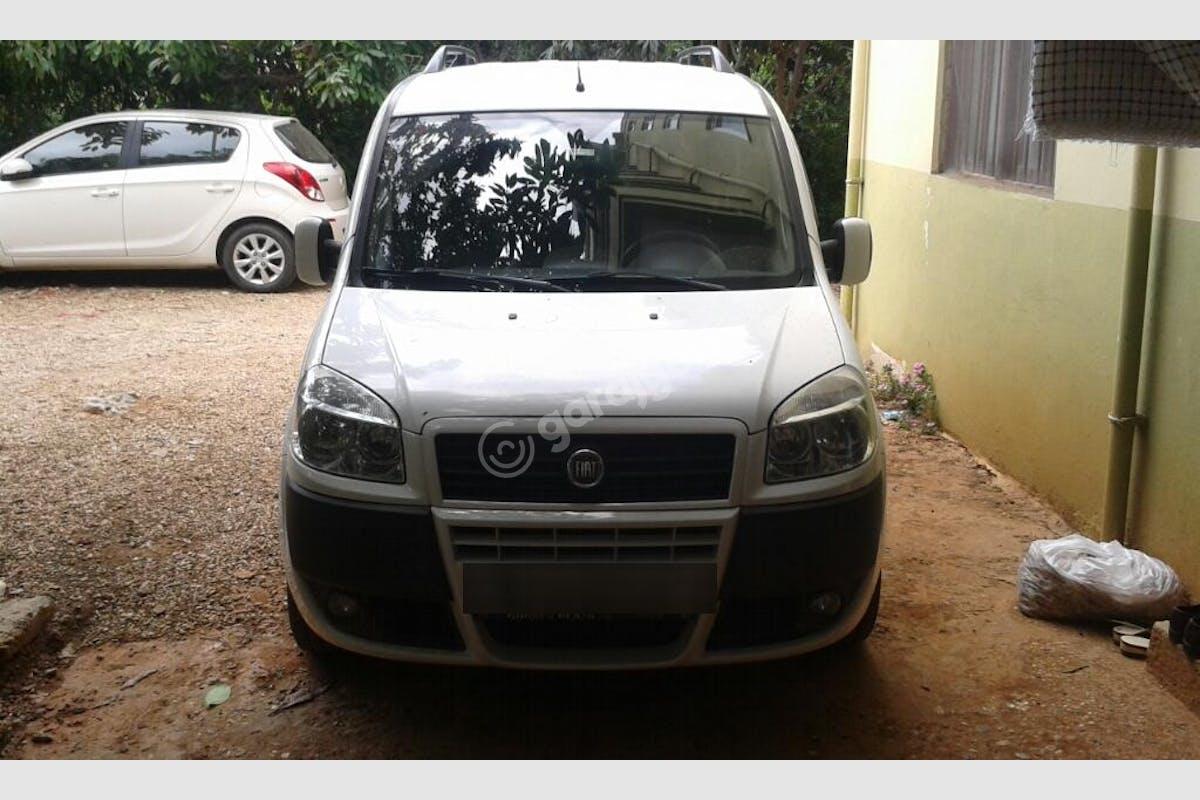 Fiat Doblo Alanya Kiralık Araç 2. Fotoğraf
