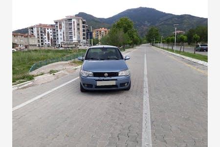 Kiralık Fiat Albea 2011 , Isparta Merkez