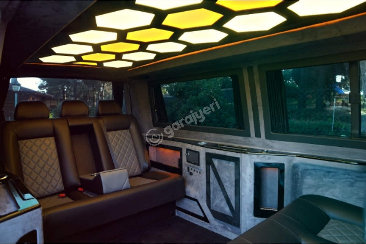 Volkswagen Transporter Kartal Kiralık Araç 4. Fotoğraf