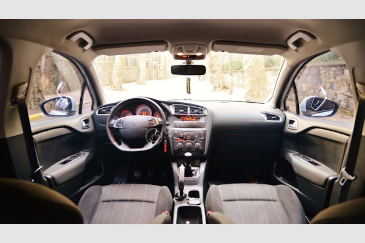 Citroën C4 Kadıköy Kiralık Araç 9. Fotoğraf