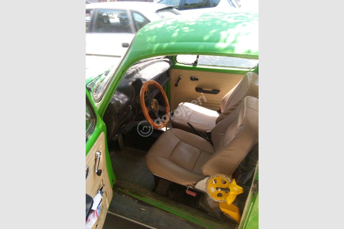 Volkswagen Beetle Kadıköy Kiralık Araç 2. Fotoğraf