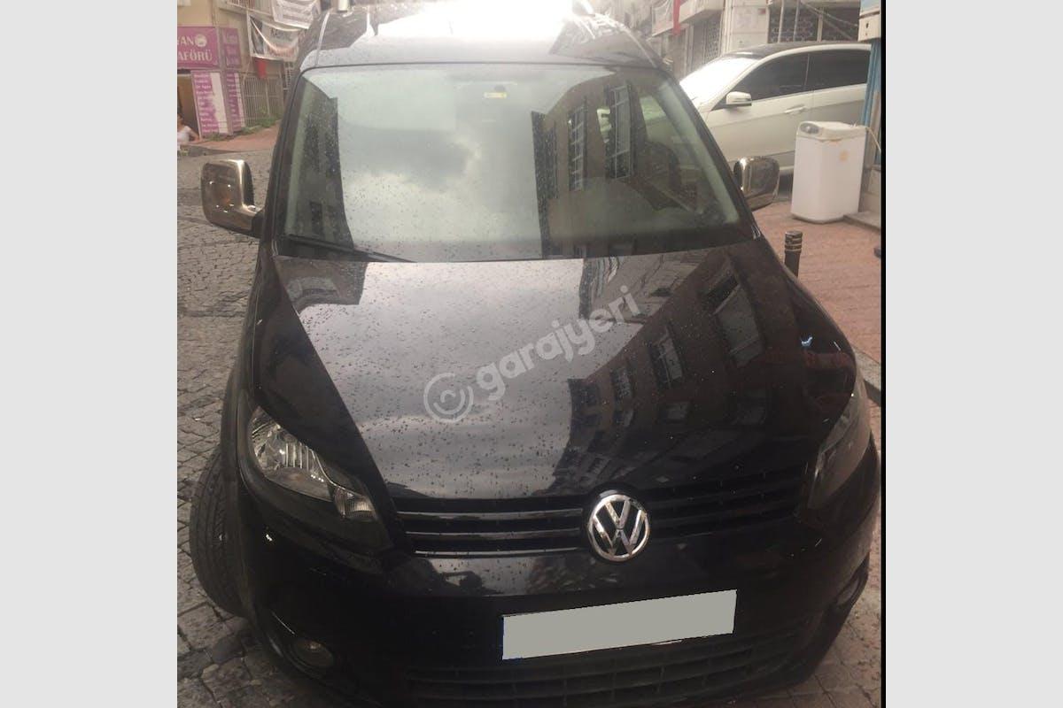 Volkswagen Caddy Üsküdar Kiralık Araç 1. Fotoğraf
