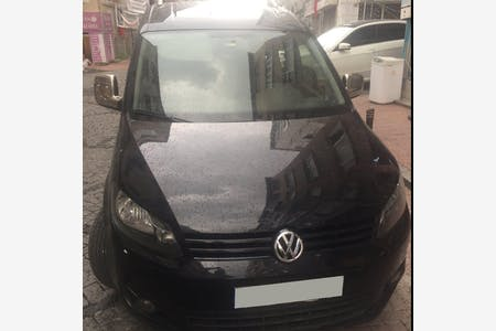 Kiralık Volkswagen Caddy , İstanbul Üsküdar