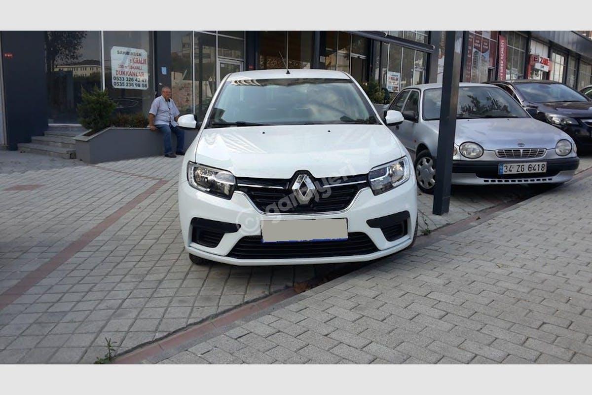 Renault Symbol Bağcılar Kiralık Araç 3. Fotoğraf