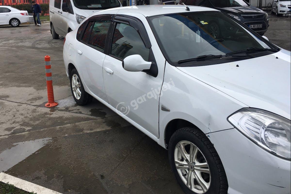 Renault Symbol Kartal Kiralık Araç 2. Fotoğraf