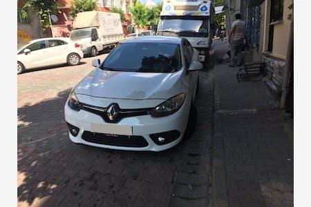 Kiralık Renault Fluence 2014 , İstanbul Bahçelievler
