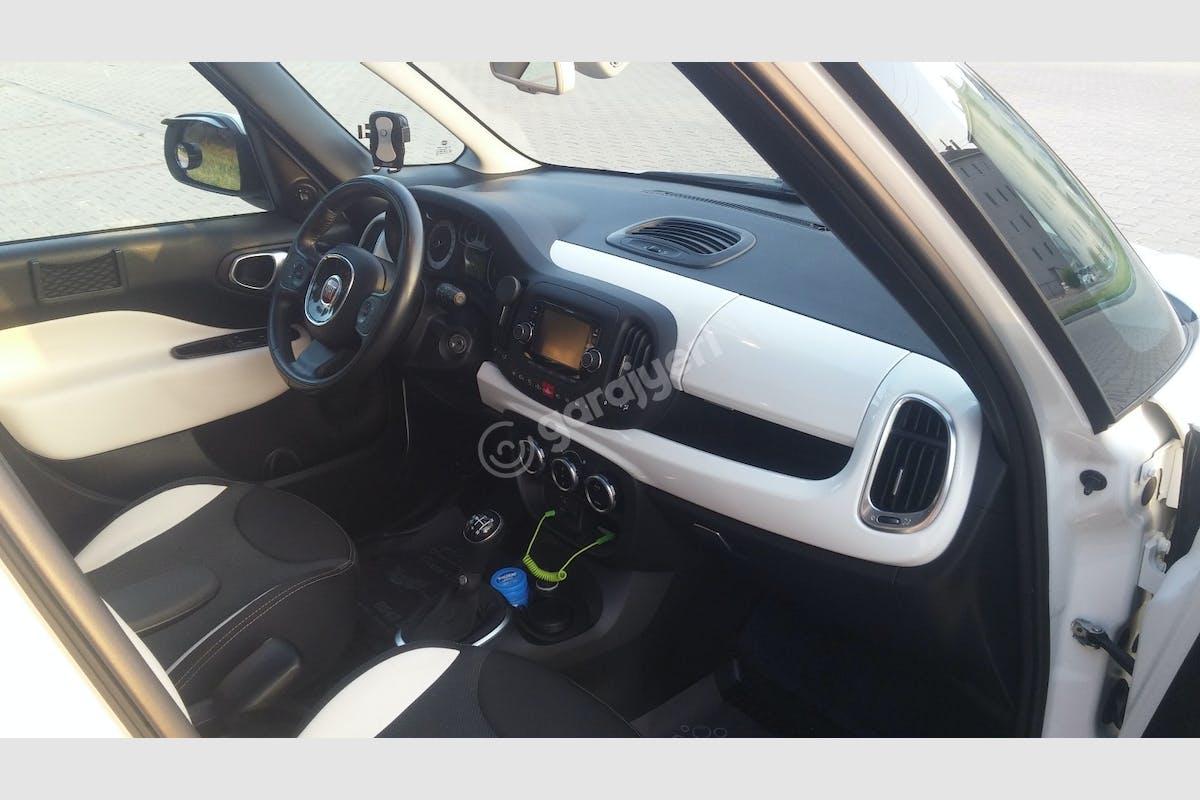 Fiat 500l Merkez Kiralık Araç 6. Fotoğraf