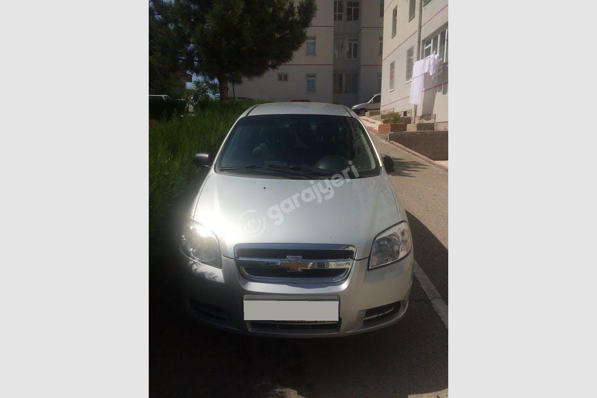 Chevrolet Aveo Yenimahalle Kiralık Araç 1. Fotoğraf