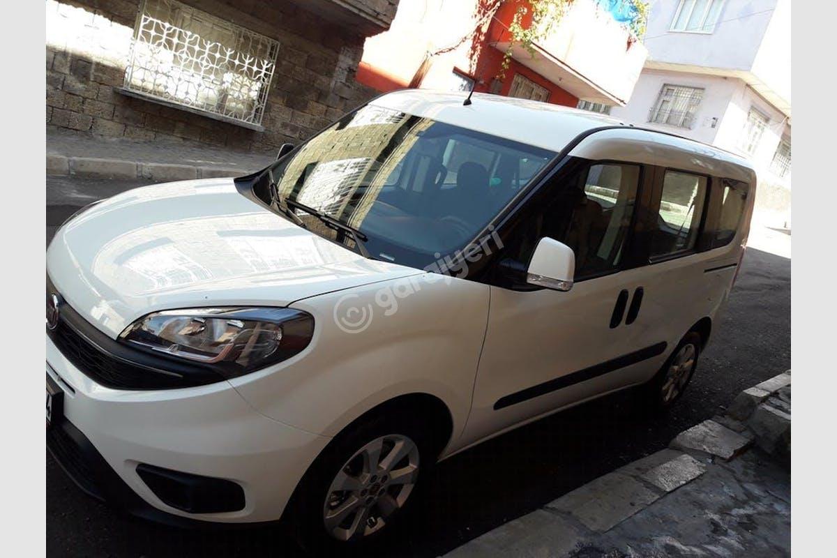 Fiat Doblo Şehitkamil Kiralık Araç 3. Fotoğraf