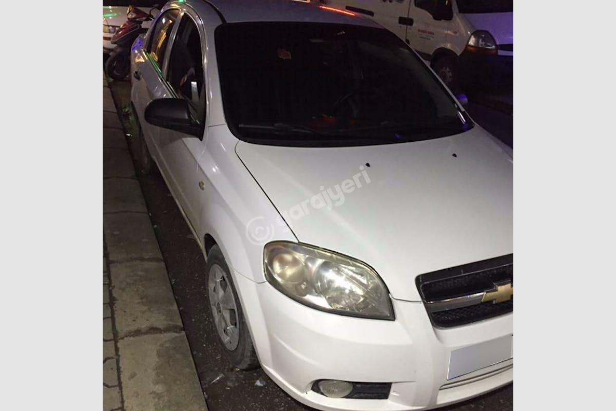 Chevrolet Aveo Serdivan Kiralık Araç 2. Fotoğraf